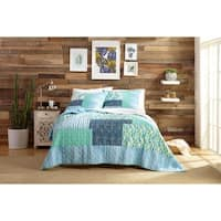 Makers Collective Native Springs Cotton Quilt Set