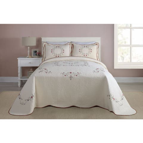 Porch & Den Itel Cotton Bedspread