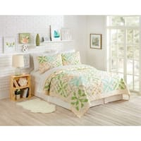 Makers Collective Cascade Cotton Quilt Set
