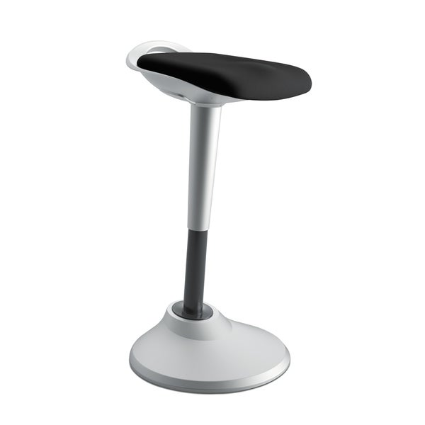 HON Perch Stool, Sit to Stand Backless Stool for Office Desk, Black (BSXVLPERCHAS10X)