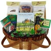 Mama Mia- Grand Italian Pasta Feast Gourmet Food Gift Basket