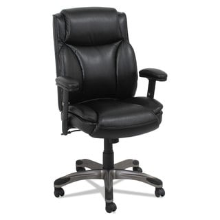 Alera Veon Series MidBack Manager's Chair w/Coil Spring Cushioning
