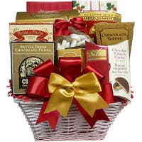 The Sweet Life Cookie, Candy, and Treats Gift Basket