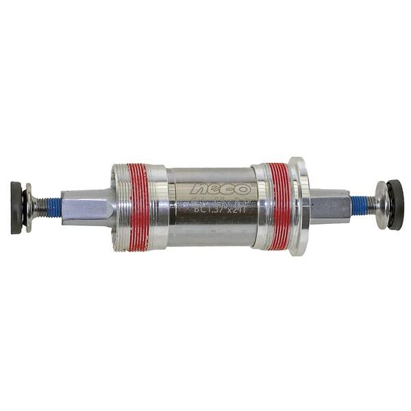 Neco 68 x 127 mm SRQ/JIS Aluminum Sealed Cartridge Bottom Bracket ENG with Bolts