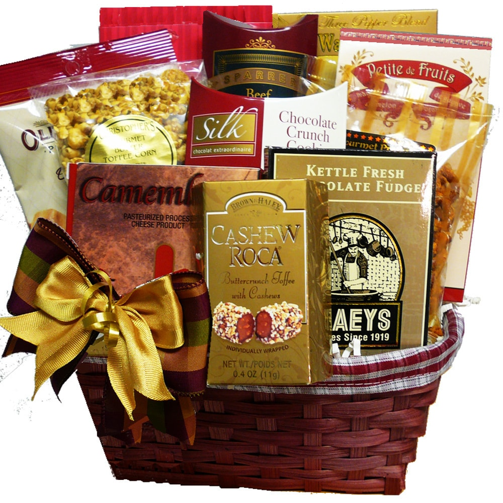 Thank You Gift Baskets | Shop our Best Food & Gifts Deals Online at ...
