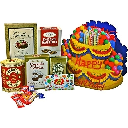 Shop Happy Birthday Gift Tote Set