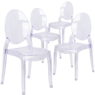 Large Size Ghost Chair