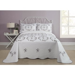 Modern Heirloom Gwen Cotton Bedspread