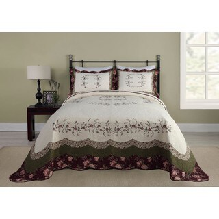 Modern Heirloom Brooke Cotton Bedspread
