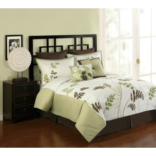 Modern Heirloom Meadowland 8-piece Comforter Set