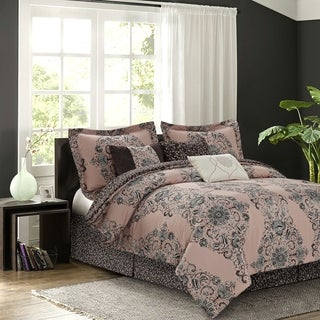 Bardot Blush 7-piece Comforter Set