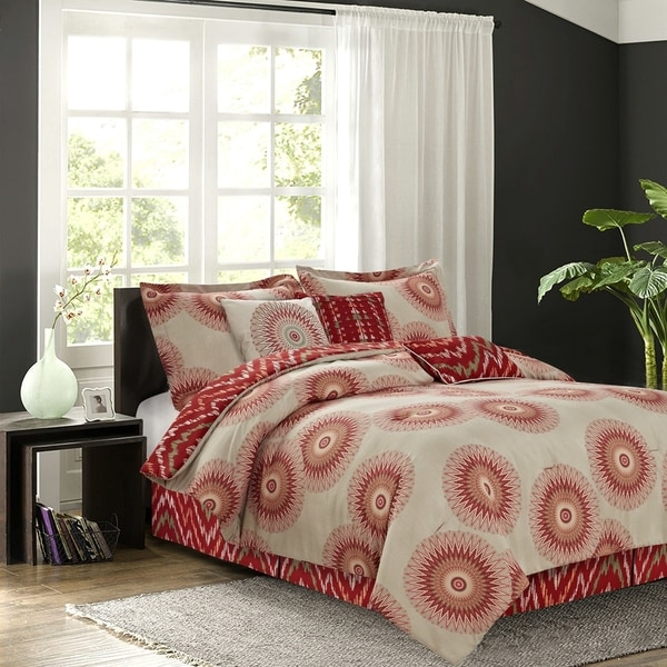 Marrakesh Spice 7-piece Comforter Set