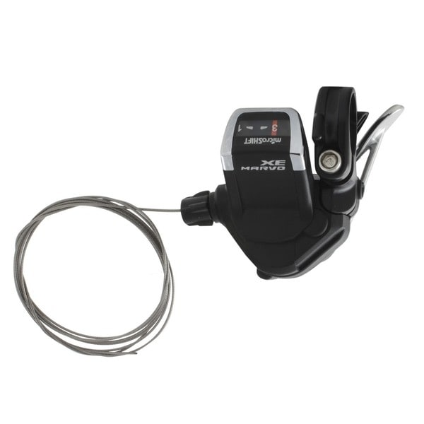 microSHIFT XE Right Index 9 Speed Shift Lever