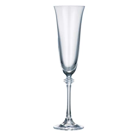 Alexandra Fluted Champagne Glass - Set of 6