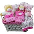 Art of Appreciation Sweet Baby Special Delivery Gift Basket with Teddy Bear