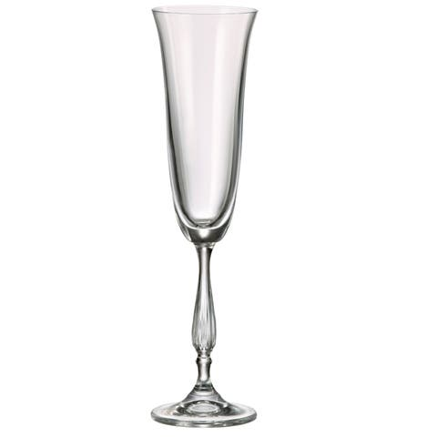 Antik Fluted Champagne Glass - Set of 6