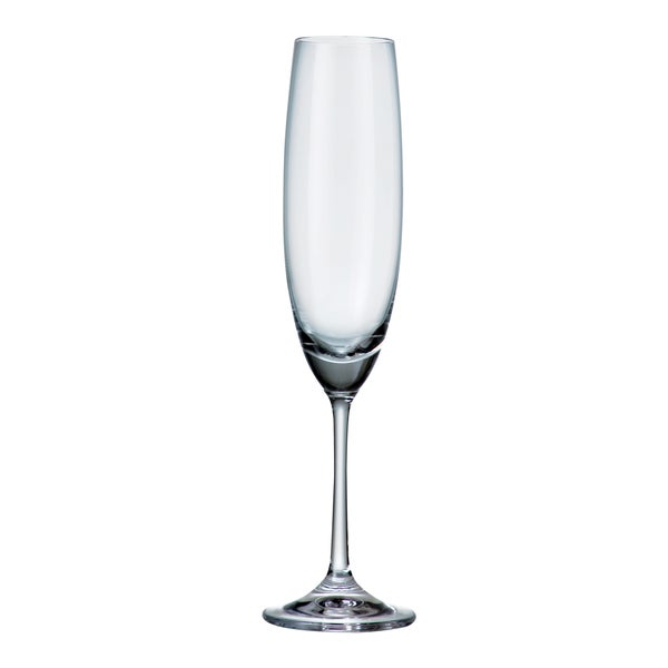 Barbara Fluted Champagne Glass - Set of 6