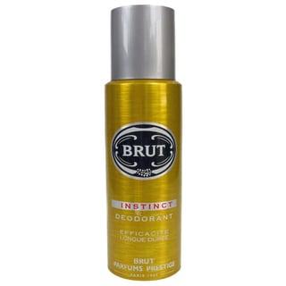 Brut Instinct Men's 6.7-ounce Deodorant Spray