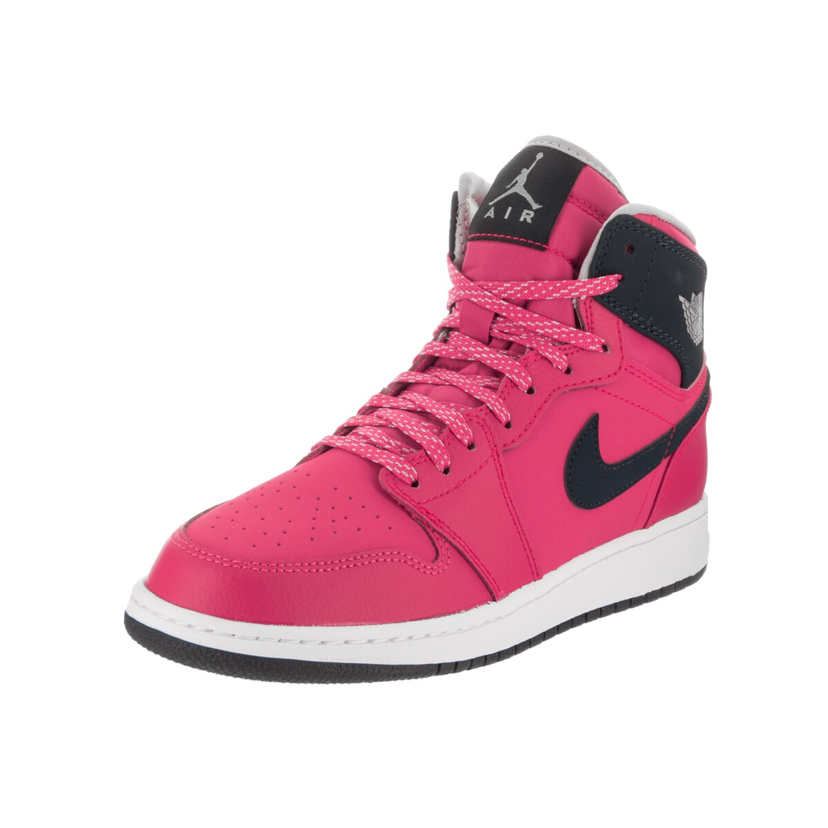 Nike Jordan Kids Air Jordan 1 Retro High GG Basketball Sh...