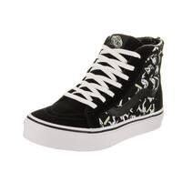 Vans Kids Sk8-Hi Zip (Austronaut Skate) Skate Shoe