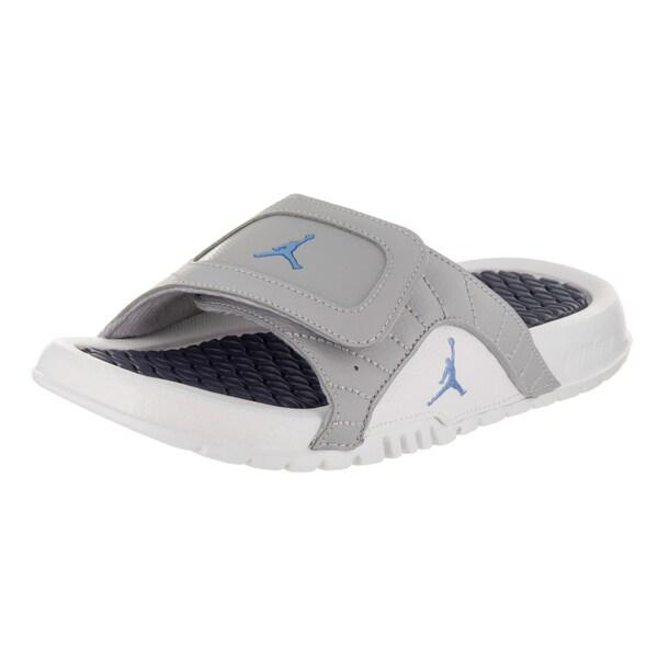 4d2382e8b2b Shop Nike Jordan Kids Jordan Hydro XII Retro BG Sandal - Free ...