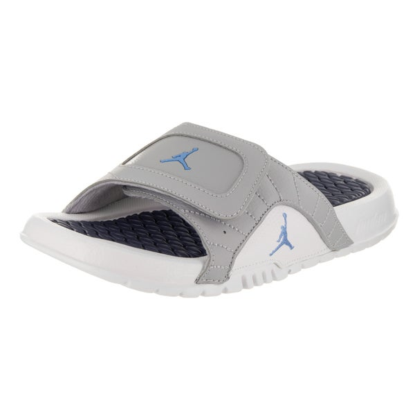b0b5c49a5b04 Shop Nike Jordan Kids Jordan Hydro XII Retro BG Sandal - Free ...