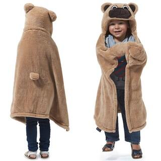 Berkshire Blanket Cuddly Buddies Teddy Bear Toddler Throw