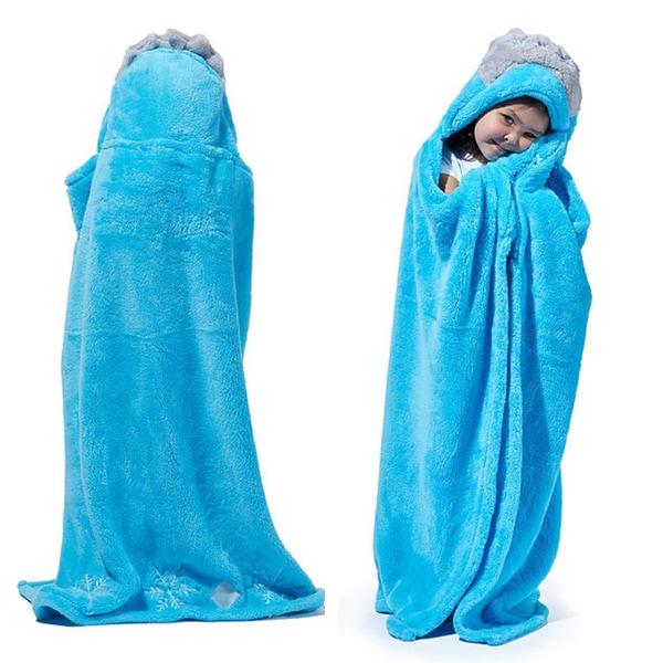 Berkshire Blanket Cuddly Buddies Frost Princess Throw