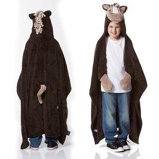 Berkshire Blanket Cuddly Buddies Pony Throw