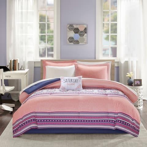 Intelligent Design Gloria Bed in a Bag Set