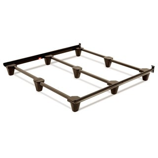 Fashion Bed Group Presto Universal Sized Folding Bed Frame in Mahogany