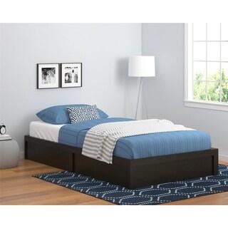 Ameriwood Home Platform Twin Bed Frame