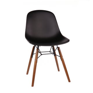 Grazia Wood Steel Side Chair (Set of 4)