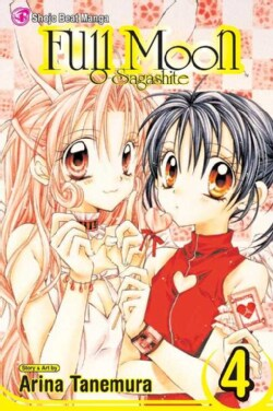 Full Moon 4: O Sagashite (Paperback)
