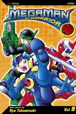 Megaman NT Warrior 9 (Paperback)