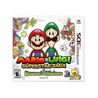 Nintendo Mario & Luigi: Superstar Saga + Bowser's Minions
