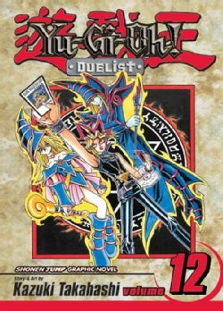 Yu-gi-oh! Duelist 12: Magician vs. Magician (Paperback)