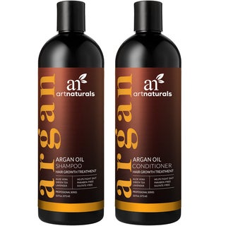 artnaturals 16-ounce Regrowth Shampoo and Conditioner
