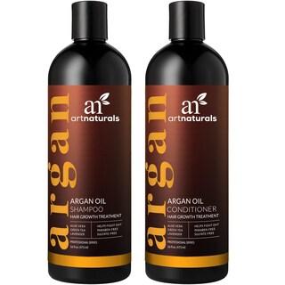 artnaturals 16-ounce Regrowth Shampoo and Conditioner