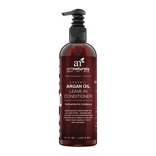 artnaturals Argan Oil 12-ounce Leave in Conditioner