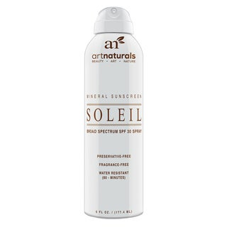artnaturals 6-ounce Sunscreen Spray SPF 30