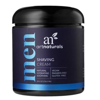 artnaturals 8-ounce Shaving Cream