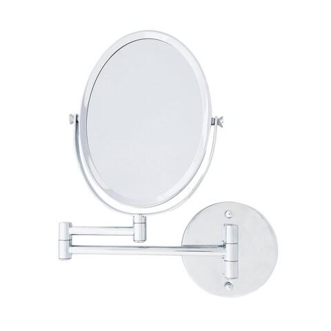 Danielle 5x Oval Wall Mount Makeup Mirror