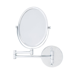 Danielle 5x Oval Wall Mount Makeup Mirror