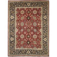 eCarpetGallery Serapi Heritage Red Wool Hand-knotted Rug - 9'11x14'