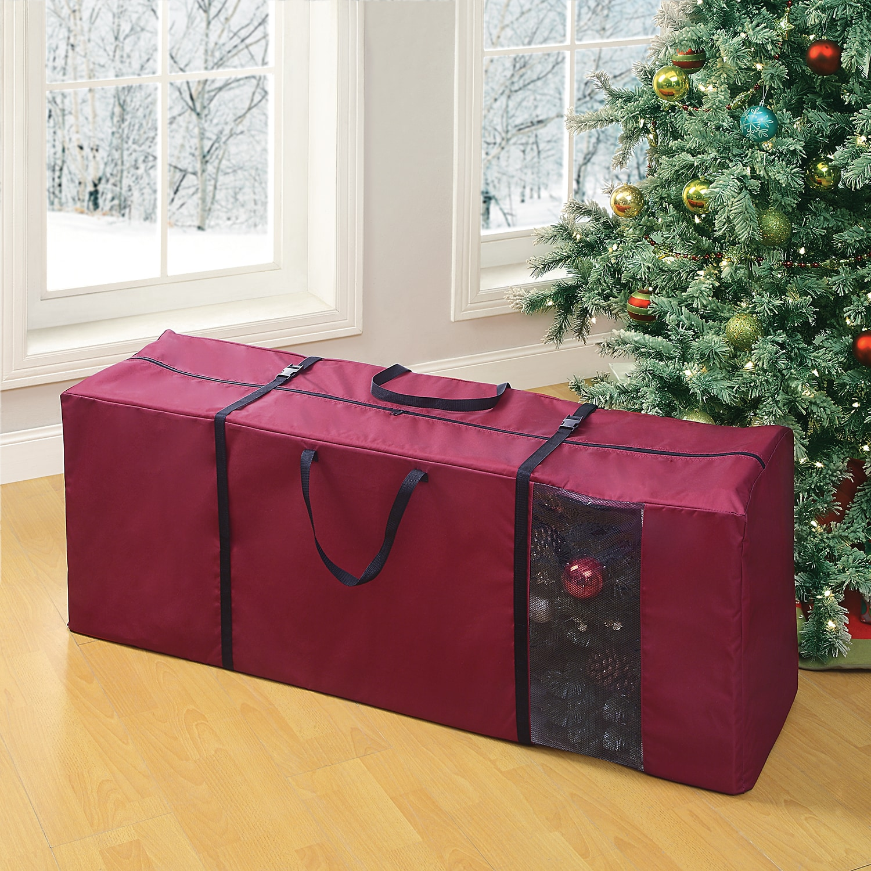 Christmas Tree Storage.Organize It All Christmas Tree Storage Bag