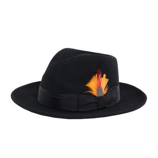 Ferrecci Crushable Fedora Hat