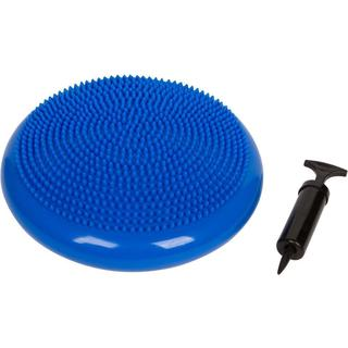 """14"""" PVC Fitness and Balance Disc - By Trademark Innovations (Blue)"""