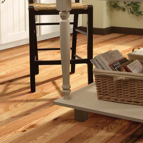 Shop Mayo Old Harbour 3 1/4 Inch Hardwood Oak Flooring, 27