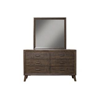 Alpine Alcott 6-drawer Dresser